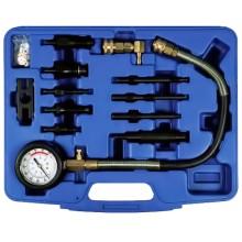 Компрессометр дизельный с насадками для легковых автомобилей Мастак 120-11070С