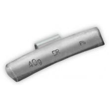 Грузик балансировочный B-40 для литых дисков 40г (упаковка 50 шт.)