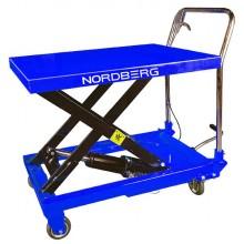 Тележка подкатная Nordberg N3T750