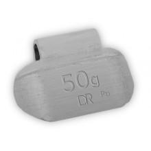 Грузик балансировочный V-50 для грузовых машин 50г (упаковка 20 шт.)