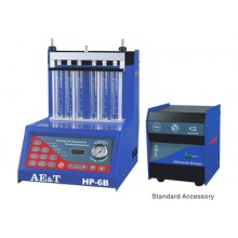 Установка для очистки и проверки форсунок AE&T HP-6B