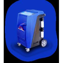 Установка для обслуживания автомобильных кондиционеров GRUNBAUM AC 7000